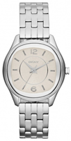 Buy DKNY Neutrals Ladies Stainless Steel Watch - NY8806 online
