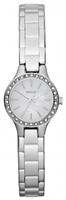 Buy DKNY Essentials & Glitz Ladies Mother of Pearl Dial Watch - NY8810 online