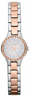 Buy DKNY Essentials & Glitz Ladies Mother of Pearl Dial Watch - NY8811 online