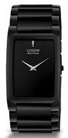 Buy Citizen Stiletto Blade Unisex Ceramic Watch - AR3045-52E online