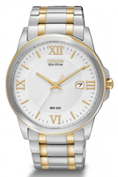 Buy Citizen Eco-Drive Mens Date Display Watch - BM7264-51A online