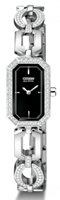 Buy Citizen Silhouette Crystal Ladies Swarovski Crystal Watch - EG2760-56E online