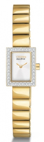 Buy Citizen Silhouette Crystal Ladies Gold-plated Watch - EG2882-59A online