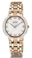 Buy Citizen Bella Ladies Diamond Set Watch - EM0123-50A online