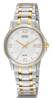 Buy Citizen Eco-Drive Ladies Two-tone Watch - EW1914-56A online
