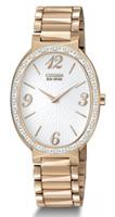 Buy Citizen Allura Ladies Diamond Set Watch - EX1223-51A online
