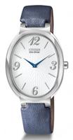 Buy Citizen Allura Ladies Leather Watch - EX1230-12A online