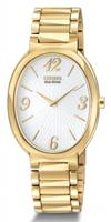 Buy Citizen Allura Ladies Gold-plated Watch - EX1232-50A online