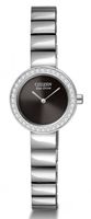 Buy Citizen Silhouette Crystal Ladies Chic Watch - EX1260-54E online