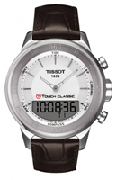 Buy Tissot Touch Collection Mens Multi-Functional Watch - T0834201601100 online