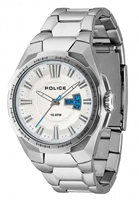 Buy Police Seal Mens Day-Date Display Watch - PLC13451JS-04M online