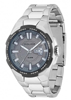 Buy Police Seal Mens Day-Date Display Watch - PLC13451JSTB-61M online