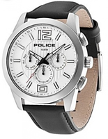 Buy Police Trophy Mens Day-Date Display Watch - PLC13399JS-04 online