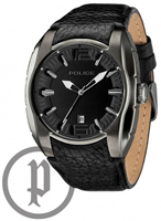 Buy Police New Hampshire Mens Gunmetal Watch - PLC13752JSU-02 online