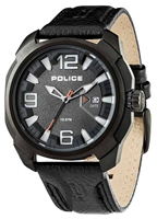 Buy Police Texas Mens Leather Watch - PLC13836JSB-61 online