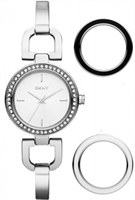Buy DKNY Ladies Stainless Steel Watch - NY8669 online