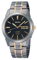 Buy Seiko Mens Date Display Titanium Watch - SGG735P1 online