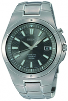 Buy Seiko Mens Kinetic Titanium Watch - SKA397P1 online