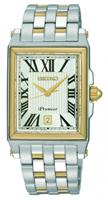 Buy Seiko Premier Mens Gold-plated Watch - SKK718P1 online