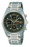 Buy Seiko Mens Chronograph Sports Watch - SNA559P1 online
