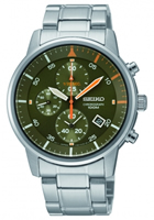 Buy Seiko Mens Chronograph Sports Watch - SNDE05P1 online