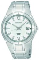 Buy Seiko Solar Mens Date Display Sports Watch - SNE085P1 online