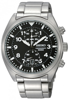 Buy Seiko Mens Chronograph Watch - SNN231P1 online