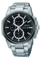 Buy Seiko Solar Mens Chronograph Sports Watch - SSC087P1 online