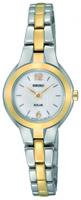 Buy Seiko Solar Ladies Two-tone Watch - SUP024P1 online