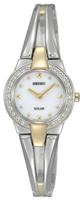 Buy Seiko Solar Ladies Swarovski Crystal Cocktail Watch - SUP052P1 online