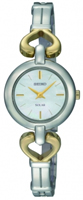 Buy Seiko Solar Ladies Mother of Pearl Dial Dress Watch - SUP137P9 online