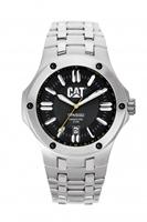 Buy CAT Navigo date Mens Stainless Steel Watch - A1.141.11.124 online