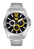 Buy CAT DP XL multi Mens Stainless Steel Watch - PK.149.11.137 online