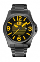 Buy CAT DP XL multi Mens Black Steel Watch - PK.161.12.137 online
