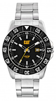 Buy CAT DP Sport date Mens Stainless Steel Watch - PM.141.11.131 online