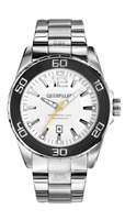 Buy CAT Manhattan Mens Stainless Steel Watch - S6.141.11.222 online