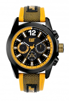 Buy CAT Big Twist Mens Day-Date Display Watch - YO.169.64.124 online