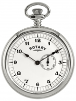 Buy Rotary Pocket MP00730-18 Mens Watch online