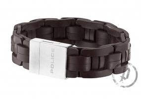 Buy Police 24183BLC-01-L Mens Bracelet online