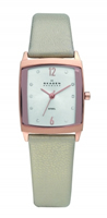 Buy Skagen White Label Ladies Swarovski Crystal Watch - 691SRLT online