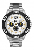 Buy CAT Rider Mens Stainless Steel  Watch - PQ.149.11.231 online