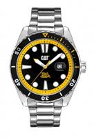 Buy CAT Highway Mens Stainless Steel Watch - YR.141.11.124 online