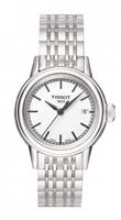 Buy Tissot Carson Ladies Date Display Watch - T0852101101100 online