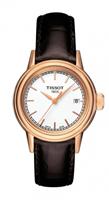 Buy Tissot Carson Ladies Date Display Watch - T0852103601100 online