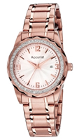 Buy Accurist Fashion Ladies Swarovski Crystals Watch - LB1685 online
