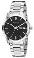 Buy Accurist Fashion Mens Day-Date Display Watch - MB987B online