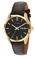 Buy Accurist Fashion Mens Day-Date Display Watch - MS985B online