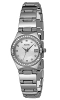 Buy Accurist Fashion Ladies Swarovski Crystals Watch - LB1662B online