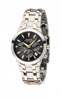 Buy Accurist Mens Two-tone Watch - MB1059B online