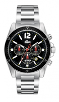Buy Lacoste Seattle Mens Chronograph Watch - 2010644 online